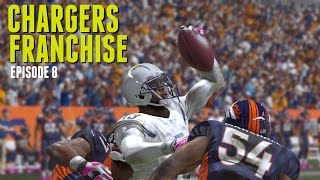 Madden 15 (PS4): San Diego Chargers Connected Franchise - EP 8 (Week 8 vs Broncos)