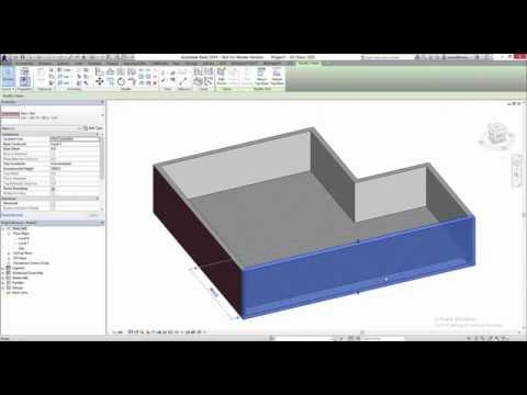 JVP Raised access floor system - Revit