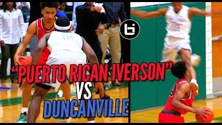 Ballislife South Game of The Year? Duncanville vs Trinity Crazy 2OT Playoff Game