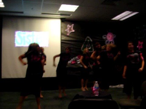 Delta Zeta Rap - Wright State University Fall 2008 Video