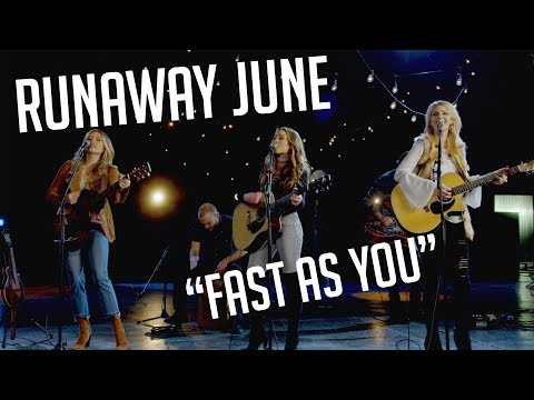 """Runaway June's """"Fast As You"""" Cover Is Everything Great About '90s Country"""
