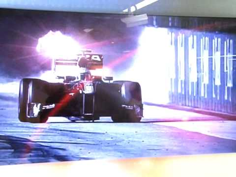 F1 - Singapore Grand Prix - Media Hub Wall @ Orchard by SMRT Media