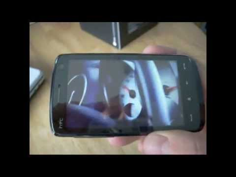 HTC Touch HD Overview - Part 3