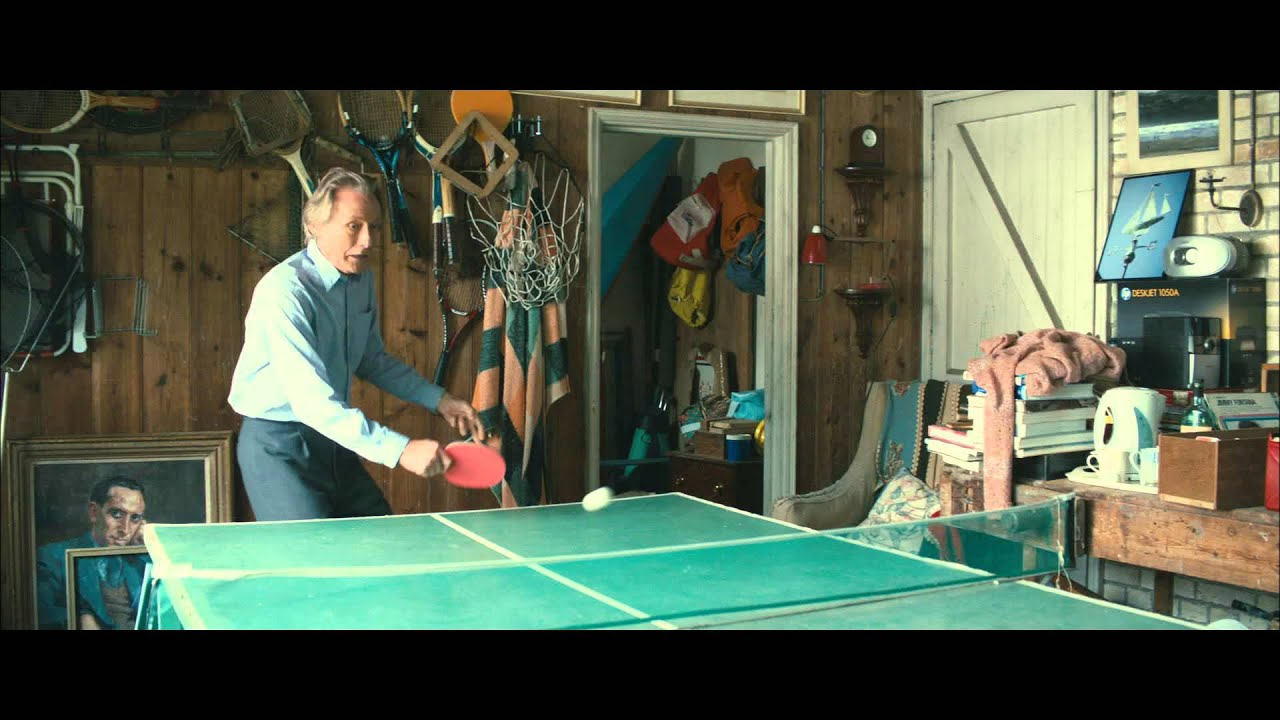 About time clip tim and his dad play table tennis youtube for Table 9 movie