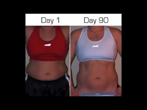 P90x Results Women Day 30 P90x 90 Day Results