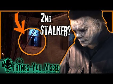 28 Things You Missed In The Halloween (2018) Trailer   horror