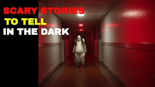 SCARY STORIES TO TELL IN THE DARK MONSTERS