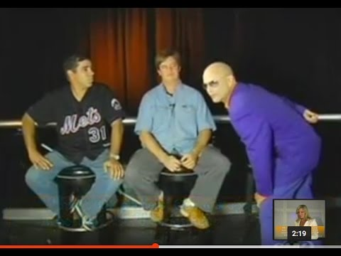 Gary Dell' Abate, Jim Breuer and Matt McCarthy of MeetTheMatts.com battle it out in Mets sports trivia... Check out the complete show and much more on MeetThematts.com Part 3 of 3...