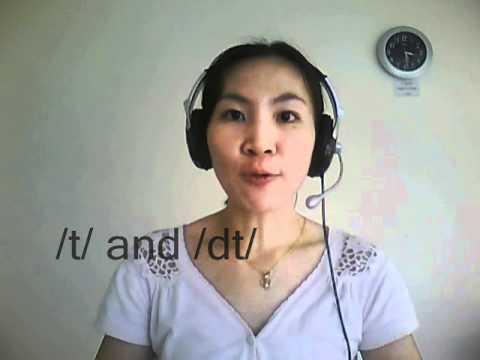44 My Thai Language School: /t/ sound เสียง ท, ถ, ธ, ฐ, ฑ, ฒ
