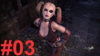 Batman Arkham City - Bölüm 03 - Tuzak (PS3) [HD]