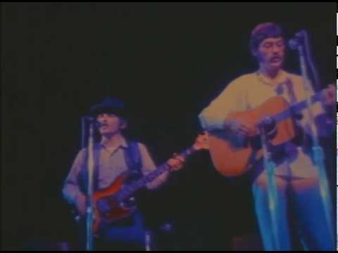 The  Band ...   the Weight  1969 @ woodstock live