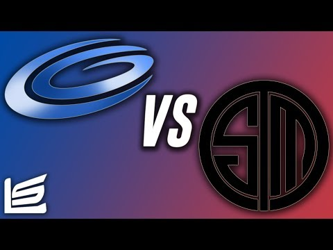 NA LCS 2014 Spring W2D2: Team Coast vs Team SoloMid Highlights itemprop=