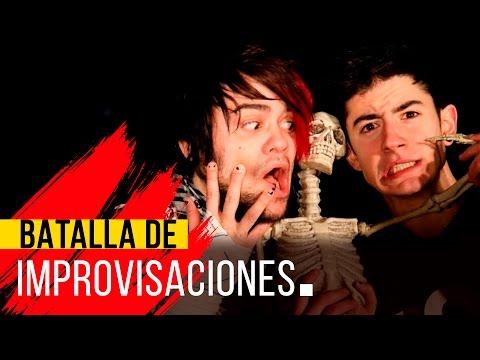 BATALLA DE IMPROVISACIONES | Hecatombe! ft. Kevsho y Vedito