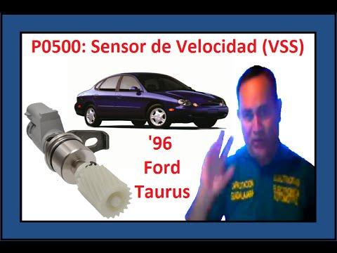 Falla VSS Ford Taurus 1996 - Parte 1