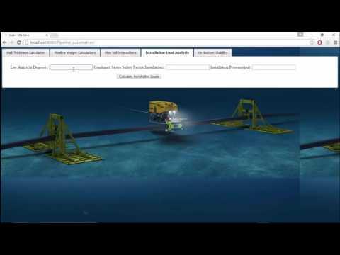 Subsea Pipeline design