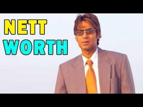 Ajay Devgans Nett worth revealed