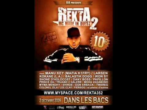 Rekta Ft. Bilel, Don Erback Et Abis - C'est La Guerre (freestyle Rare Exclue) 2010 video