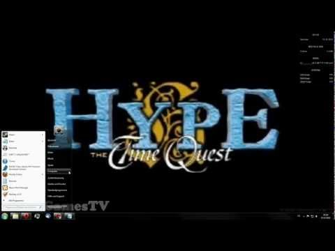 Hype - The Time Quest Tutorial [HD] [German/English] [Windows XPVista//7] [32bit/64bit]