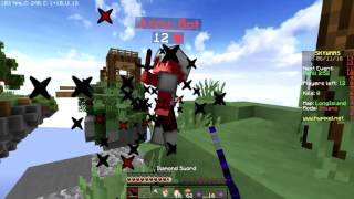 download lagu Minecraft Hypixel Skywars Highlights #8   Liu Groove gratis