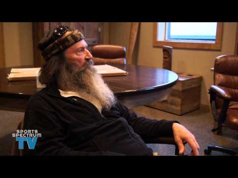 Duck Dynasty's Phil Robertson On Evangelism