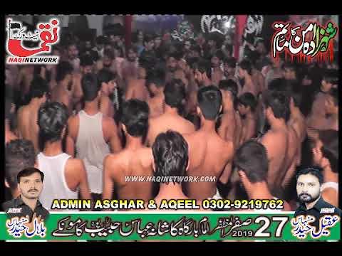 Mtam Dari Pursa Hay Hassan A.S 27 Safer 2019 Majlis Aza Habib Pura Kamoke