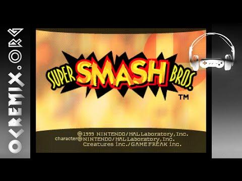 Koji Kondo - Super Smash Bros - Kirbys Dream Land Stage