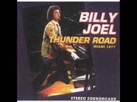 Billy Joel ~ LIVE @ Gusman Hall [10/31/1977]