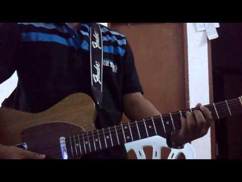 loudness empire-pengerindu nadai penyangkai (guitar cover)