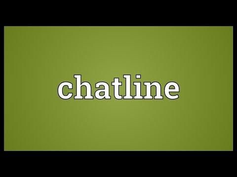 Header of chatline