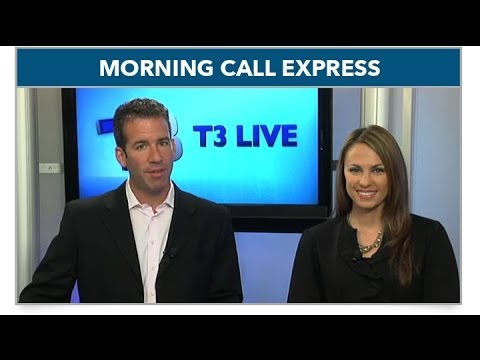 Futures Slightly Higher On Anniversary of Morning Note! (Morning Call Express)