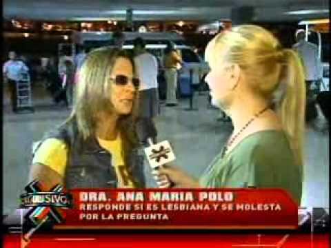 Ana Maria Polo Tattoo Ana Maria Polo y Caso Cerrado