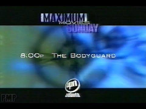 The Bodyguard (2003) UPN Promo