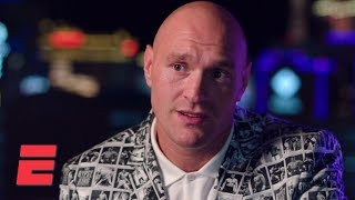 Tyson Fury opens up about his battle with depression   Boxing on ESPN