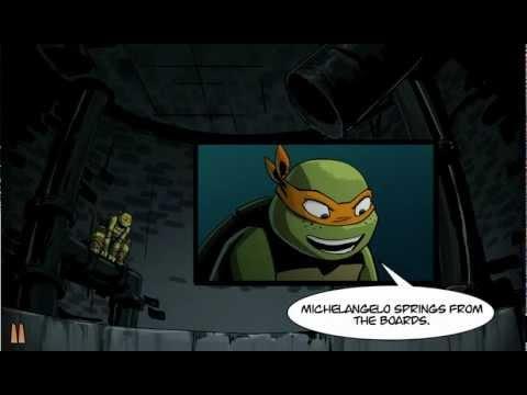 Teenage Mutant Ninja Turtles 2012 Comic #5