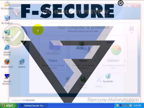 F-Secure Internet Security 2010 TP Review
