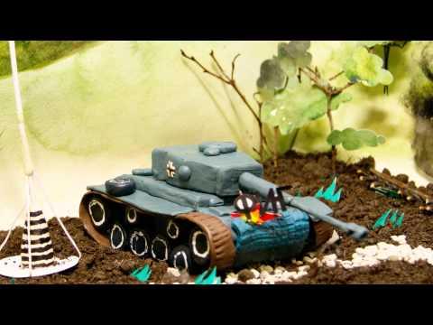 Т-34. История победы