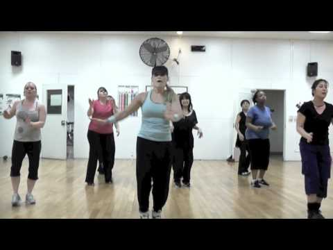"THREE 6 MAFIA ft TIESTO, SEAN KINGSTON & FLO RIDA - ""Feel It"" -  Choreography for Dance Fitness"