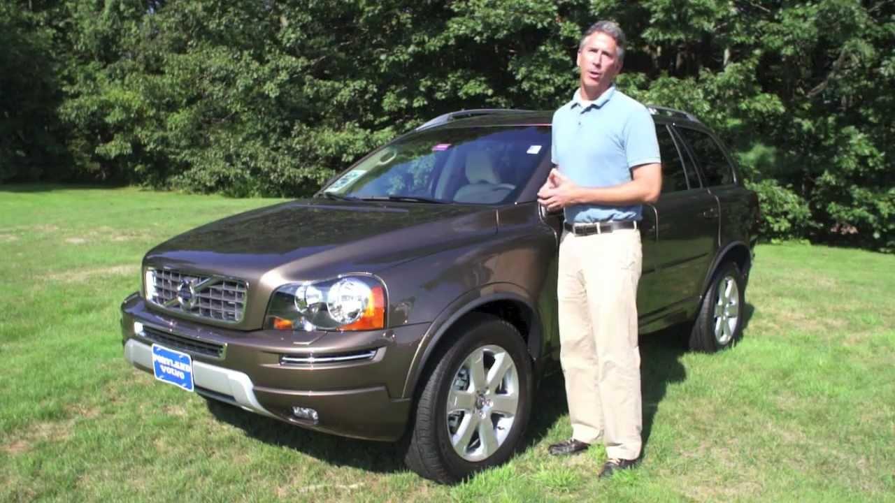 Twilight Bronze 2013 Volvo Xc90 On Sale Portlandvolvo Com