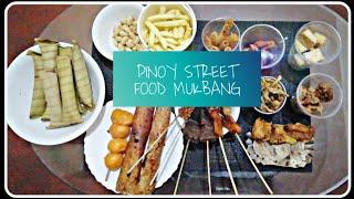 Pinoy Street Food (Mukbang)
