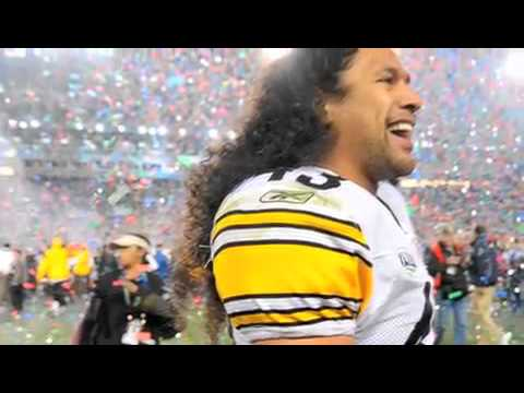 Troy Polamalu Momments.