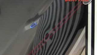 Harley Davidson Motorcycle Gas Tank Paintless Dent Repair Tutorial / San Diego