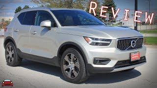 2019 Volvo XC40 T5 Inscription Review