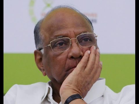 Sharad Pawar Mum on Row Over Dawood 'Surrender Offer'