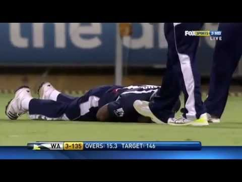 The best catch in cricketing history by Dwayne Bravo