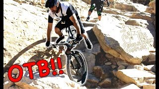 MTB FAILS, BAILS, and TECHY TRAILS with Seth's Bike Hacks // Kokopelli Horsethief Trail in GJ, CO