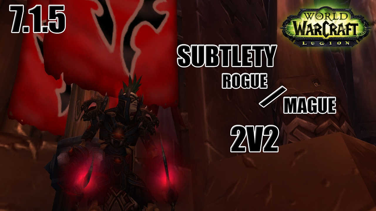 Subtlety rogue guide