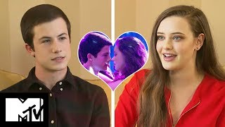 13 Reasons Why | Katherine Langford & Dylan Minnette On Why They Love Each Other 💕 | MTV