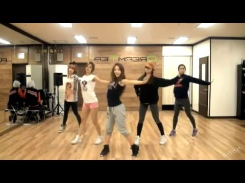 [MirrorHD] GIRL'S DAY- Oh! My God (Tutorial +DANCE Ver.)