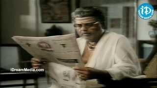 Chiranjeevi,Shobana Climax Scene - Rudraveena Movie