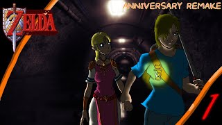 A Hero's Origin! - The Legend of Zelda: A Link To The Past (Part 1)